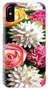 Floral Buffet IPhone Case