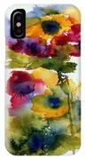 Floral Fancy IPhone Case