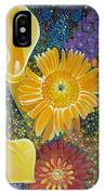 Floral Fireworks IPhone Case