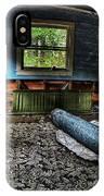 Floral Floor, Real Estate Series IPhone Case