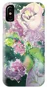 Floral Friday Jan 6 2016 IPhone Case