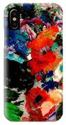 Floral Garden IPhone Case