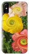 Floral Kaleidoscope IPhone Case