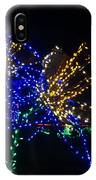 Floral Lights IPhone Case
