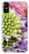 Floral Macro IPhone Case