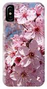 Floral Spring Art Pink Blossoms Canvas Baslee Troutman IPhone Case