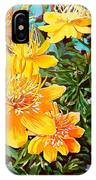 Floral Summer IPhone Case