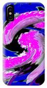 Floral Twist IPhone Case