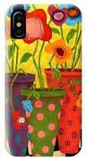 Floralicious IPhone Case
