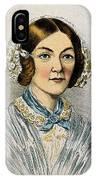 Florence Nightingale, Nurse IPhone Case