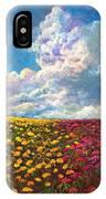 Flores De Mexico IPhone Case