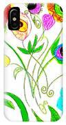 Flores De Primavera  IPhone Case