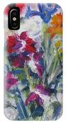 Floribunda Bouquet IPhone Case