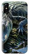 Florida Alligator IPhone Case