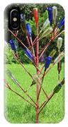 Florida Bottle Tree IPhone Case