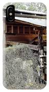 Florida Cracker Barn IPhone Case