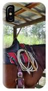 Florida Cracker Horse IPhone Case