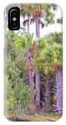 Florida Greens IPhone Case