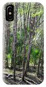 Florida Riverbank  IPhone Case