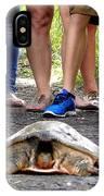 Florida Softshell Turtle 003 IPhone Case