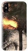 Florida Sunset 2 IPhone Case