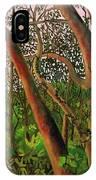 Florida Woodlands IPhone Case