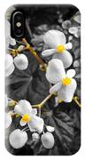 Flow Of Gold IPhone Case