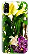 Flower Arrangement 1 IPhone Case