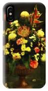 Flower Arrangement IPhone Case