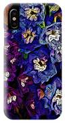 Flower Arrangement II IPhone Case