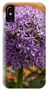 Flower At Chelsea IPhone Case