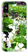Flower Bed IPhone Case