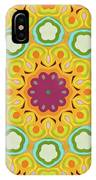Flower Blooming IPhone Case