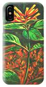 Flower Branch IPhone Case
