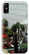 Flower Dome 3 IPhone Case