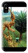 Flower Dome 8 IPhone Case