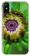 Flower Eye IPhone Case