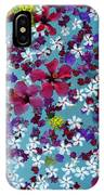 Flower Fantasy Guatemala IPhone Case