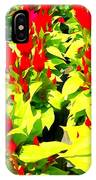 Flower Flames IPhone Case