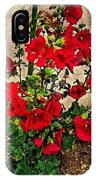 Flower Garden 11 IPhone Case