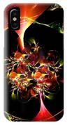 Flower In Eden IPhone Case