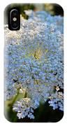 Flower In The Field  IPhone Case