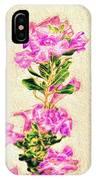 Flower-j IPhone Case