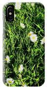 Flower Kissed Fields IPhone Case