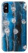Flower Lineup IPhone Case