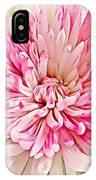 Flower Macro. IPhone Case