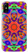 Flower Mandala 4 IPhone Case