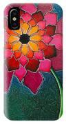 Flower Mandala-a IPhone Case