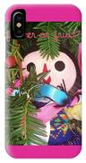 Flower Or Fruit IPhone Case