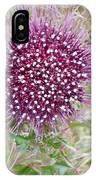 Flower Photograph IPhone Case